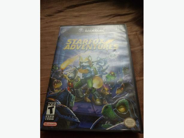 Star Fox Adventures for Gamecube
