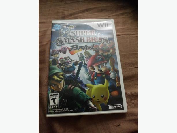 Super Smash Bros Brawl for Wii