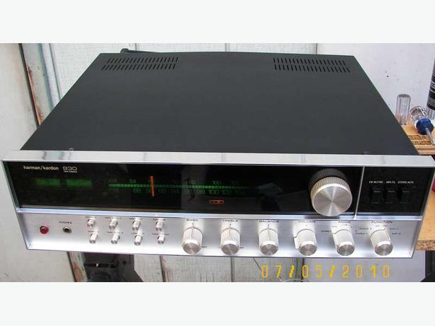 Looking for Harmon Kardon HK 430,630,750 or 930 receiver