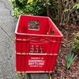 Vintage COKE carrier - Coca Cola Carrier box