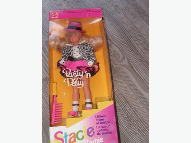 Stacie Party N Play Stacie Doll 1992,
