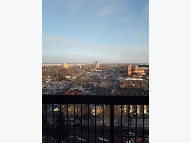 Breathtaking 16th floor view...everyday! FREE February Rent!
