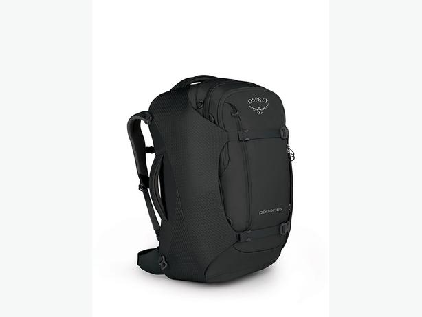 TWO Osprey Porter 65 Packs