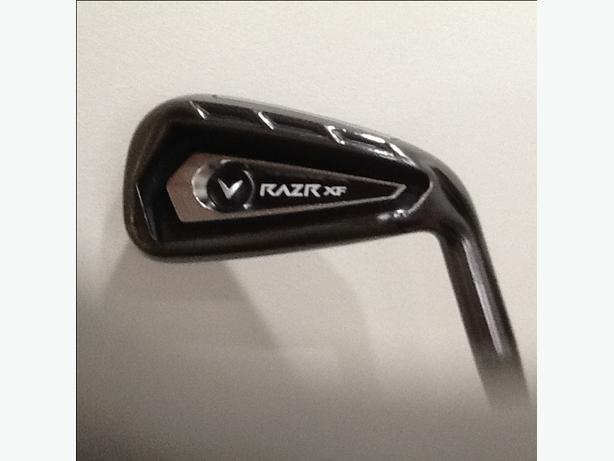 mens callaway razr xf forjed irons