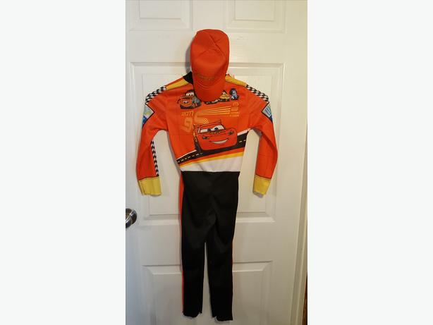 CARS RACE SUIT