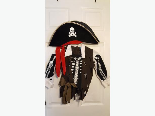 Kids Pirate Costume