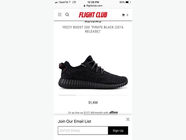 outlet store 8cf94 facec fight club yeezy