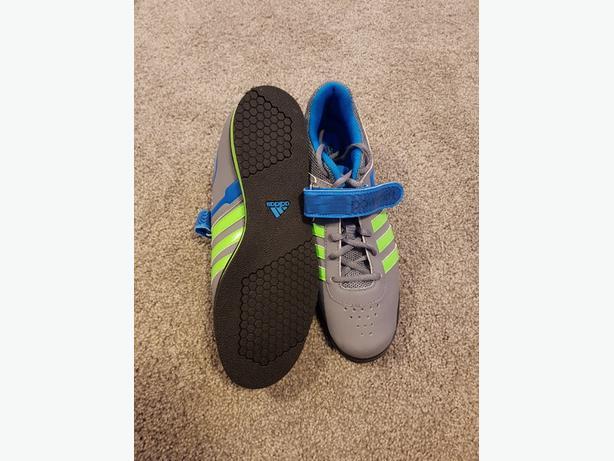 Adidas Powerlifting Shoes