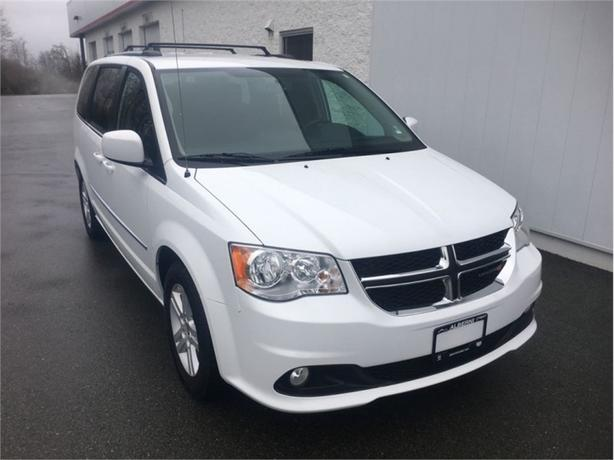 2014 Dodge Grand Caravan Crew   - Heated Front Seats