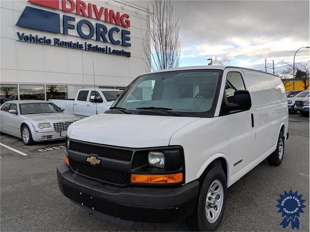 2013 Chevrolet Express Cargo Van N/A