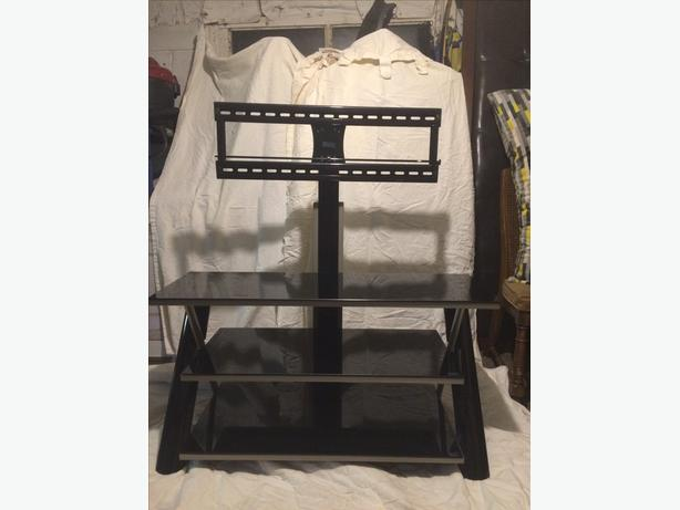 TV stand & brand new mount