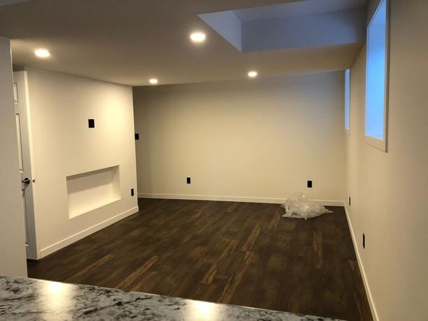 Upscale 1 bedroom basement suite in Harbour Landing for rent