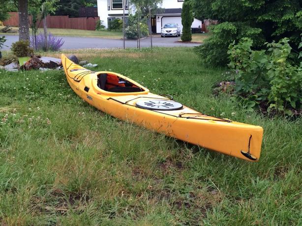 P&H Delphin kayak