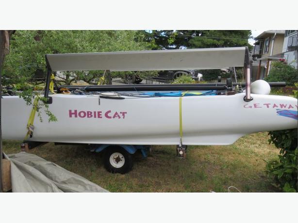 Hobie Getaway Catamaran 2002