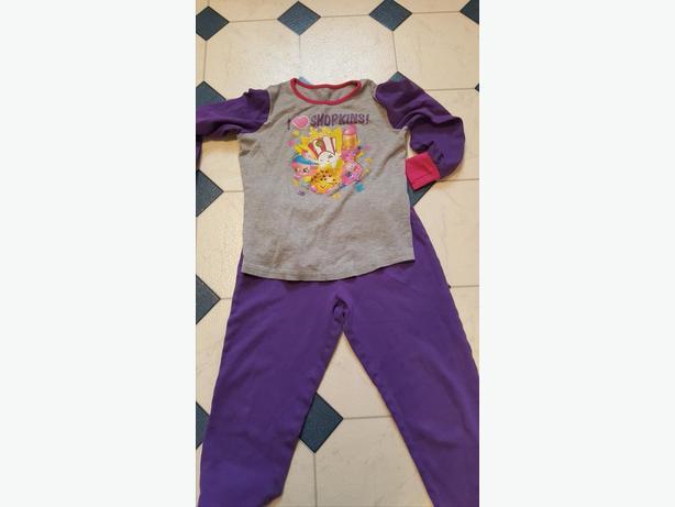 Shopkins Pajamas