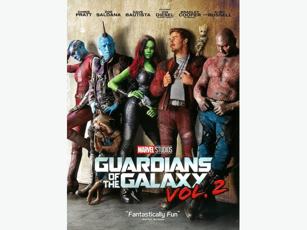 Guardians Of The Galaxy Volume 2 (DVD)