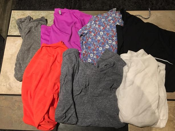 Women's Name Brand X-Large Tops LOT For Sale