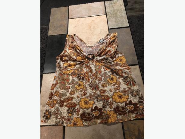 Parkhurst Women's Sleeveless Top For Sale - Like New!