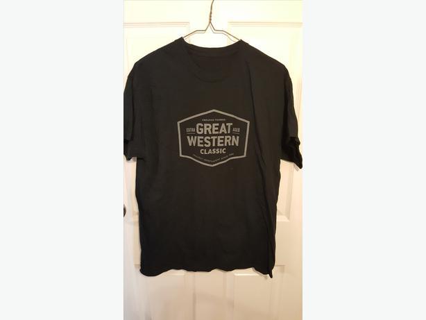 Great western shirt