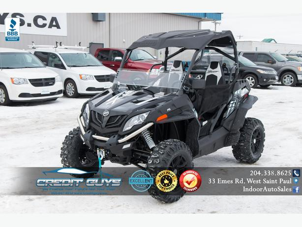 CFMOTO Power Sports CREDIT GUYS MOTORSPORTS WINNIPEG