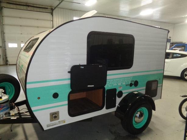 BRAND NEW SURAY 109 BY SUNSET PARK RV Credit Guys Winnipeg