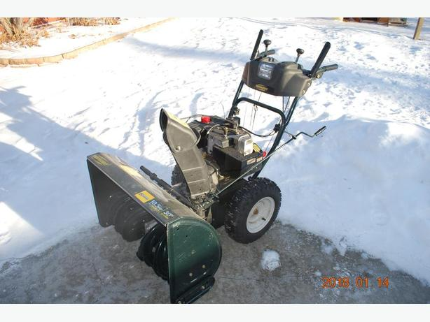 "For Sale: Yardworks 10.5 HP 30"" Snowblower"