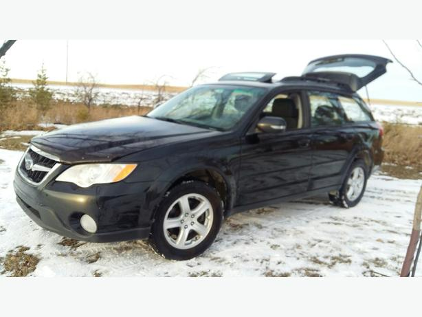 AWD  safetied, clean title  SUBARU OUTBACK