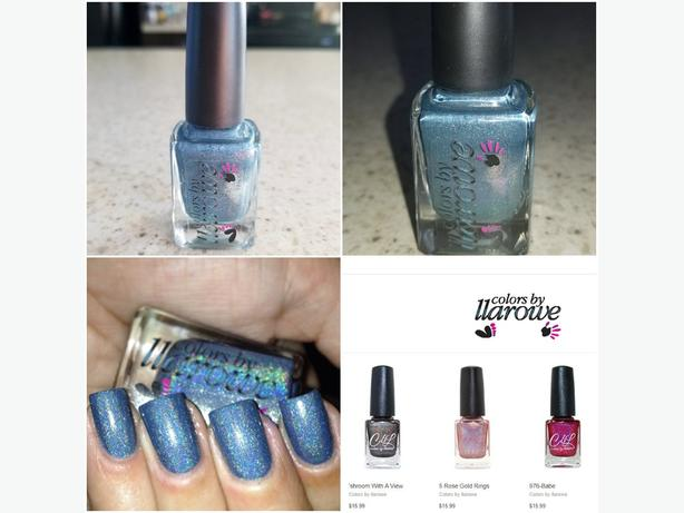Unique Holographic Nail Polish (Ad #2 out of 2)