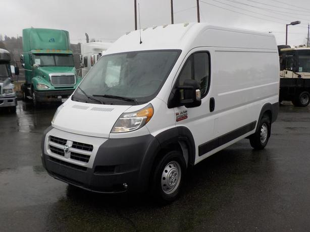 2014 Dodge RAM Promaster 2500 High Roof Tradesman 136-in. WB Cargo Van Diesel