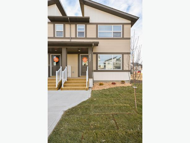 2837 Rochdale Boulevard - Brand new duplex for sale in Regina!