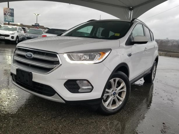 2017 Ford Escape SE All-Wheel Drive