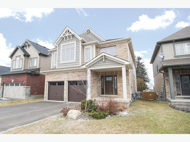 **SOLD** 61 Wardlaw Ave Orangeville EXCLUSIVE Real Estate Listing