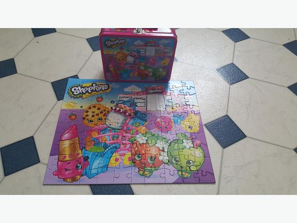 Shopkins 100pc puzzle