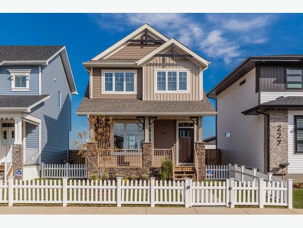 5662 McCaughey Street - Brand new house for sale in Regina!