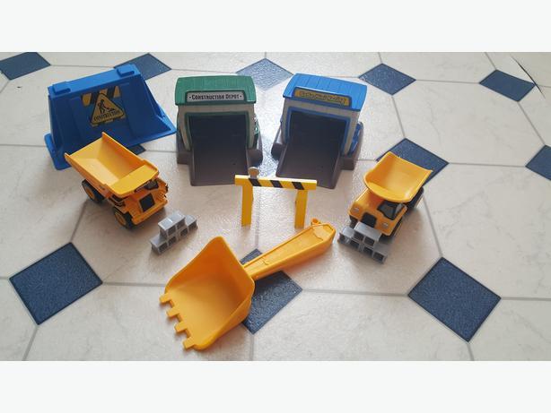 Construction Truck Set