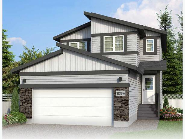 4360 Delhaye Way - Brand new house for sale in Regina!