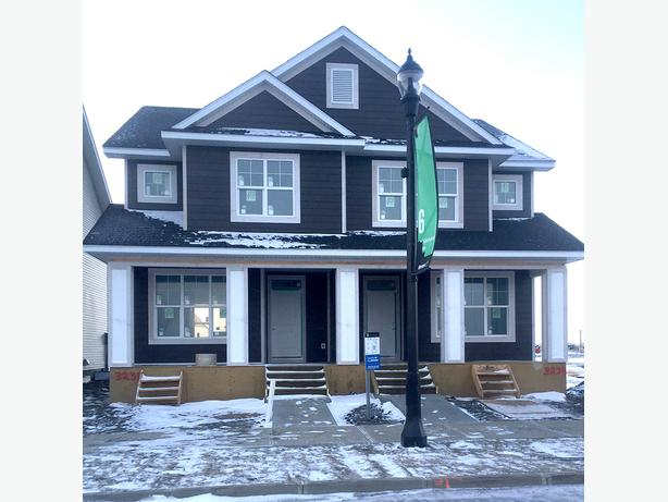 3238 Chuka Boulevard - Brand new duplex for sale in Regina!