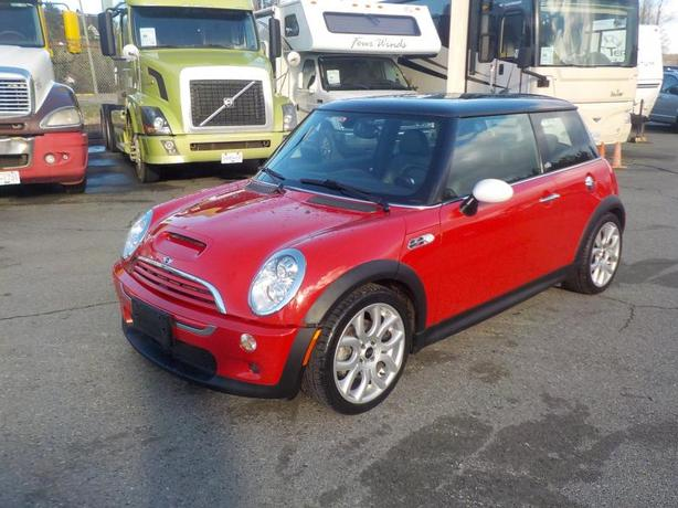 2006 Mini Cooper S 6 Speed Manual