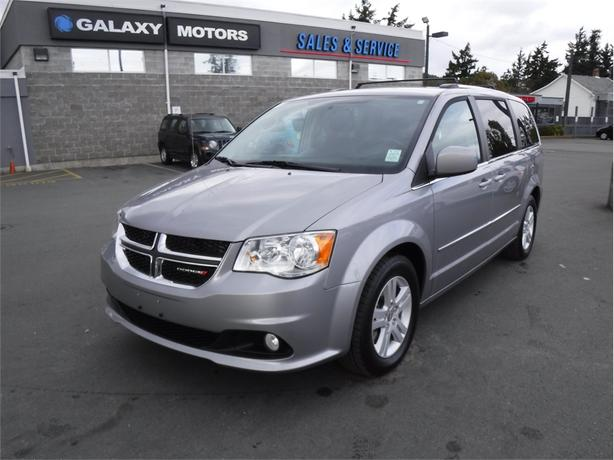 2016 Dodge Grand Caravan CREW - Stow N Go, Alloy Wheels