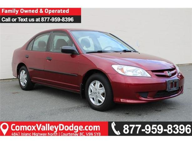 2005 Honda Civic SE