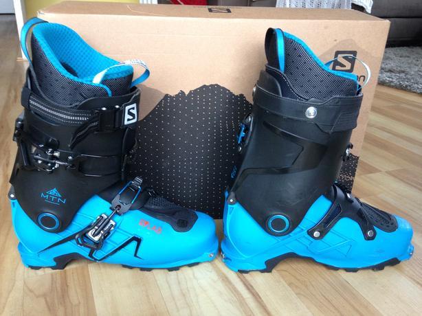 Salomon SLAB MNT Ski Boots