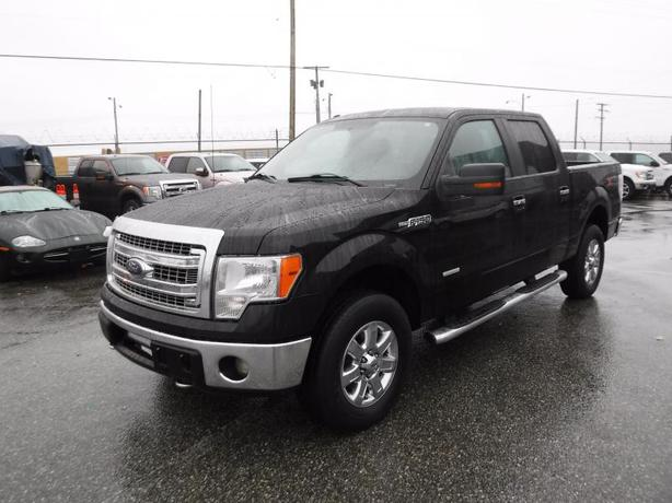 2013 Ford F-150 XLT Eco Boost XTR SuperCrew 5.5-ft. Bed 4WD