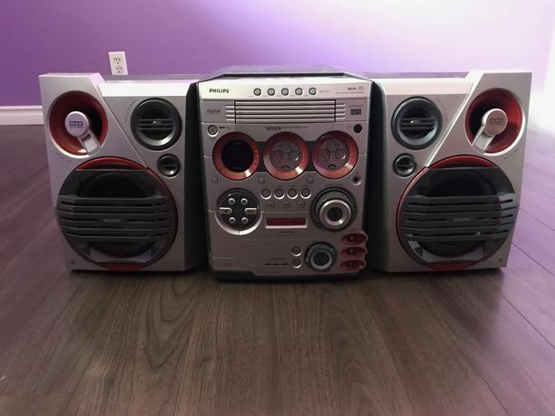 Philips Mini System