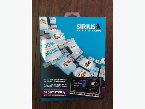 Sirius Sportster 6