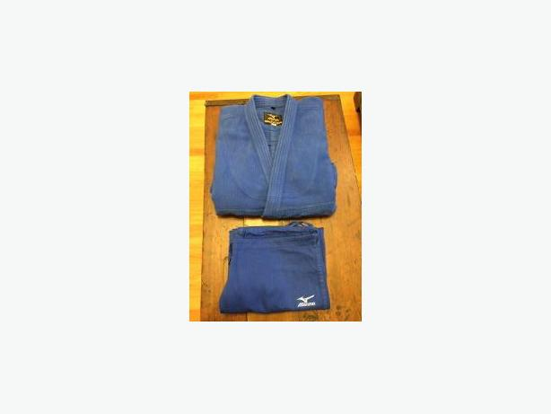  Log In needed $50 · Blue Mizuno Shiai Size 3 5 Competition Judo Gi/Pants