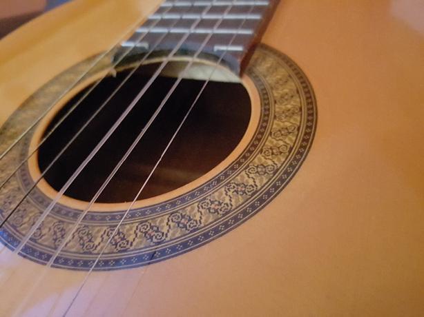 Classical Guitar Vintage Kiso Suzuki