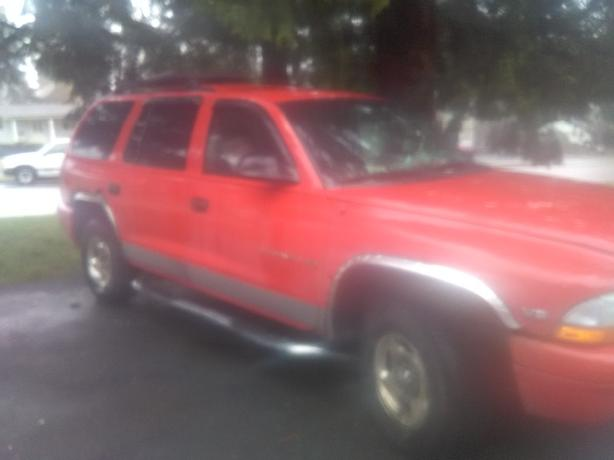 1999 Dodge Durango Sport