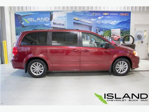 2014 Dodge Grand Caravan SE | 7 Seater | Tri Zone Climate | Backup Camera