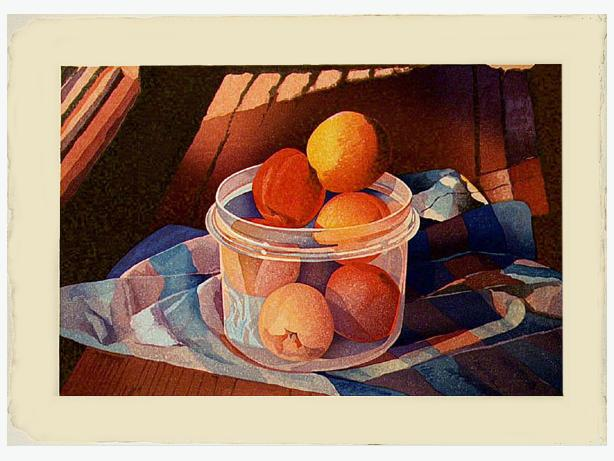 Mary Pratt - Peaches