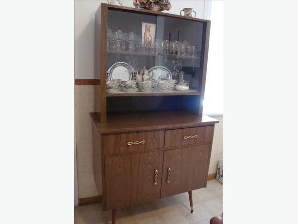 Retro 60s Storage/Display Cabinet